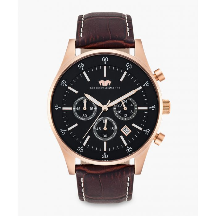 Image for Goodwill Chronograph brown watch