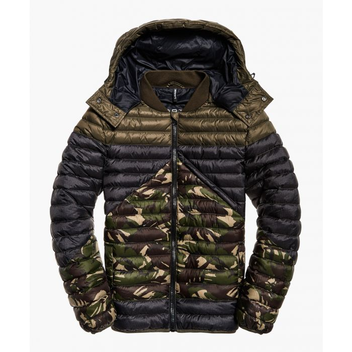 Image for SuperdryAXIS PADDED JACKET