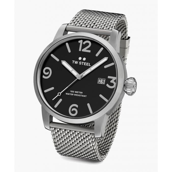 Image for Maverick silver-tone watch