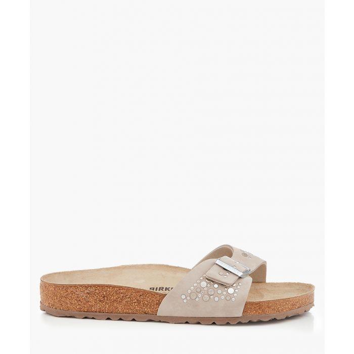 Image for Madrid beige sandals