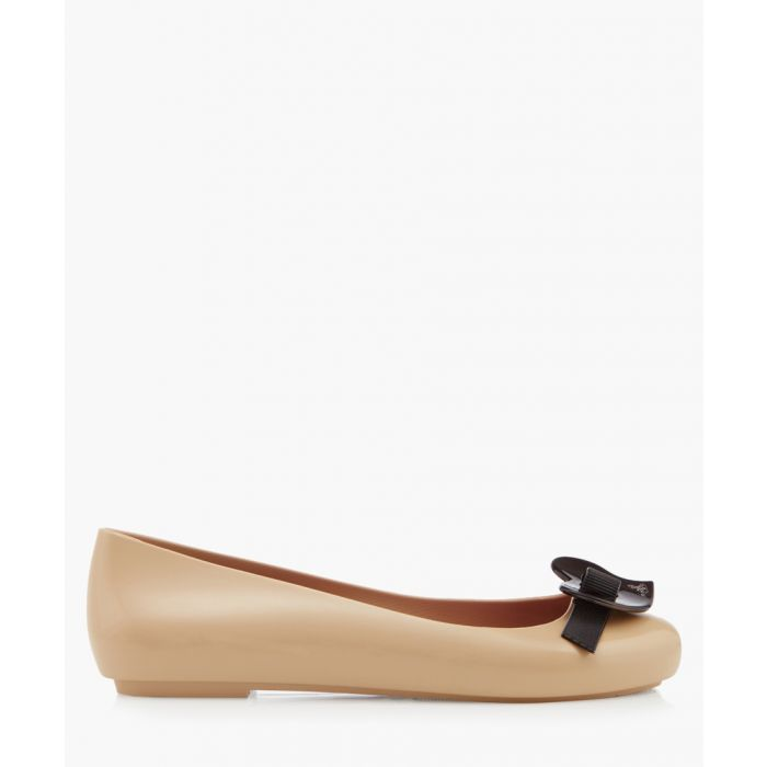 Image for Space Love sand heart ballet flats