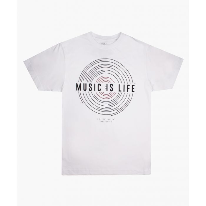 Image for White Music Is Life shirt