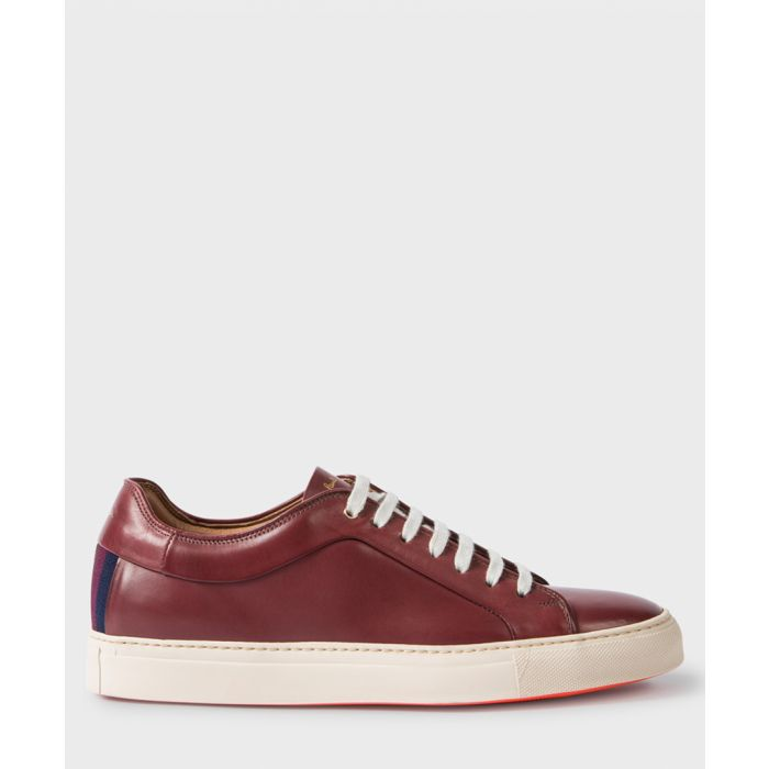 Image for Prugna leather sneakers