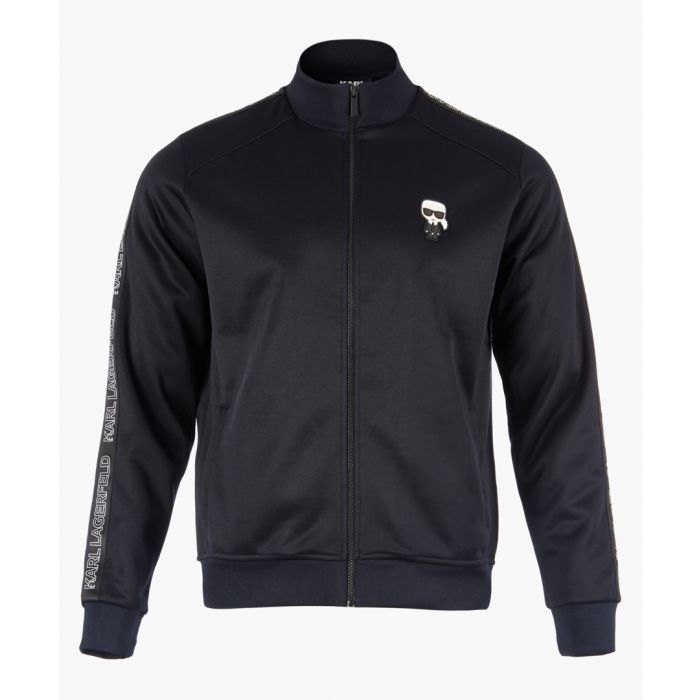 Image for Navy zip-up jacket