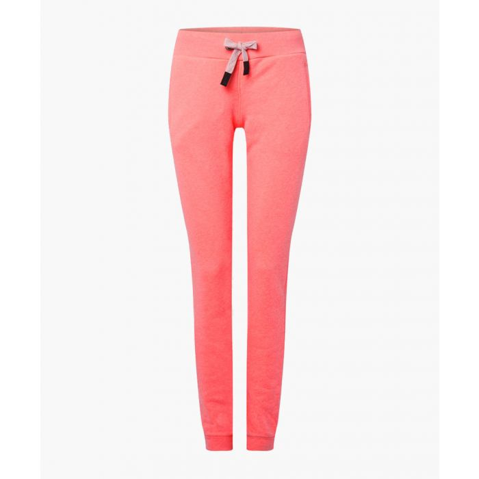 Image for Scruz coral pink joggers