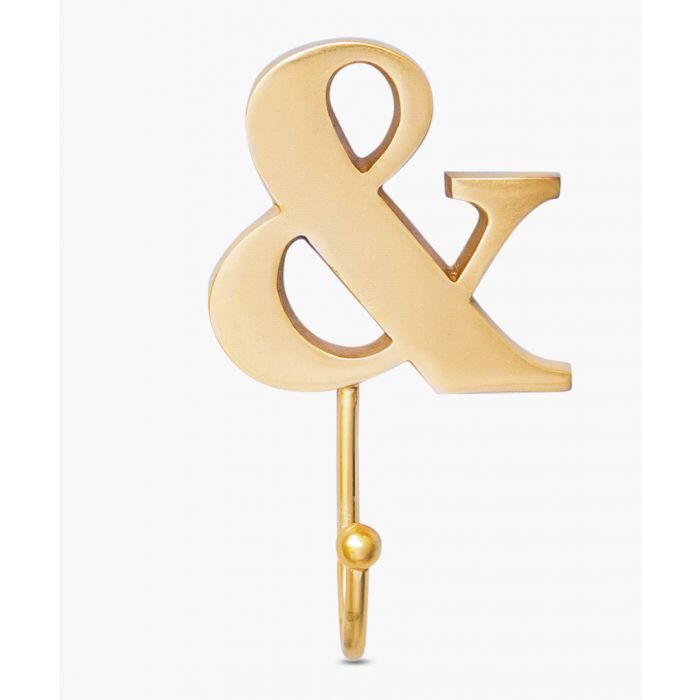 Image for Gold-tone symbol hook