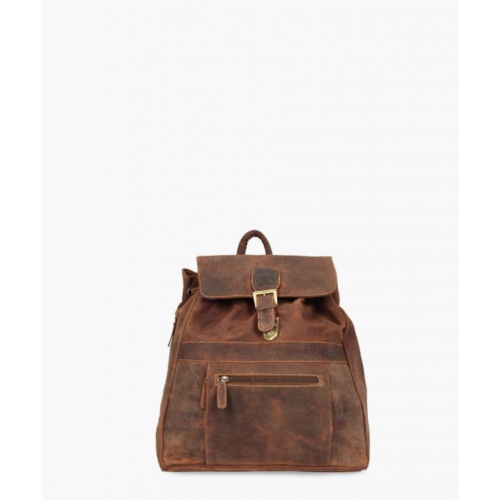 Image for Brown backpack