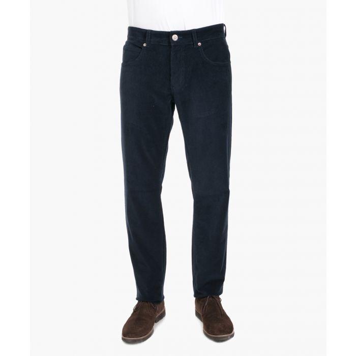 Image for Dakka cotton blend trousers
