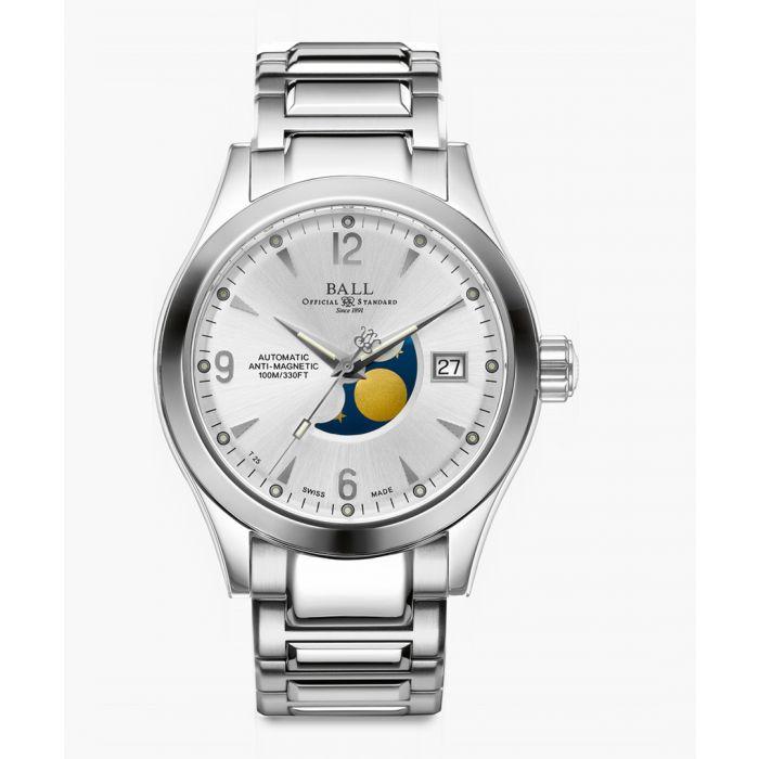 Image for Engineer II Ohio Moon silver-tone watch
