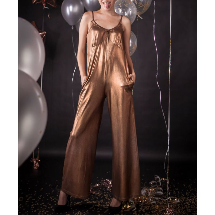 Image for Gold jumpsuit