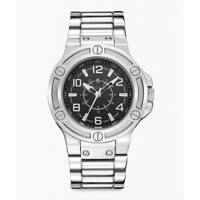 Image for Manis silver-tone watch