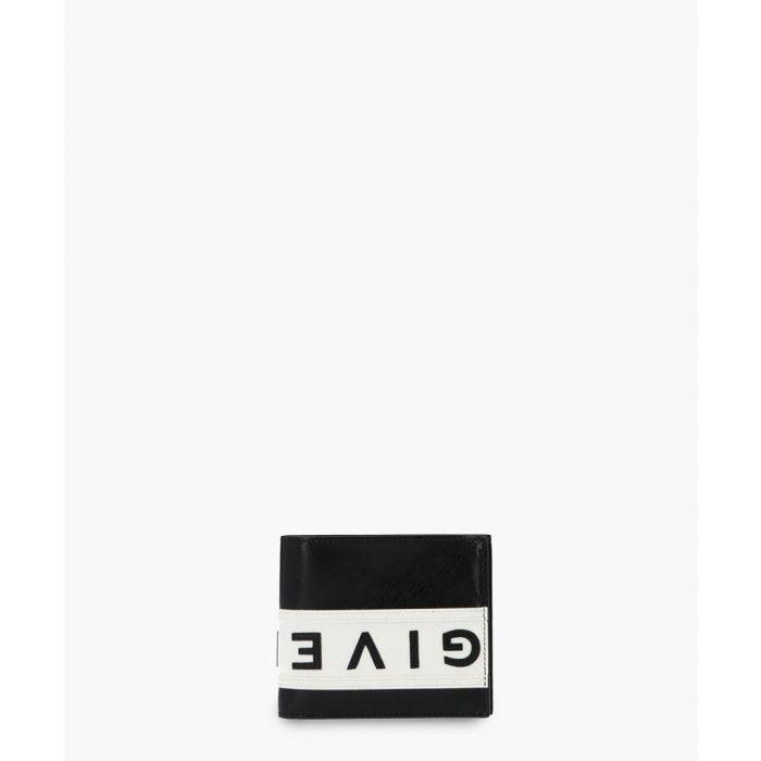Image for Multi-coloured logo billfold wallet