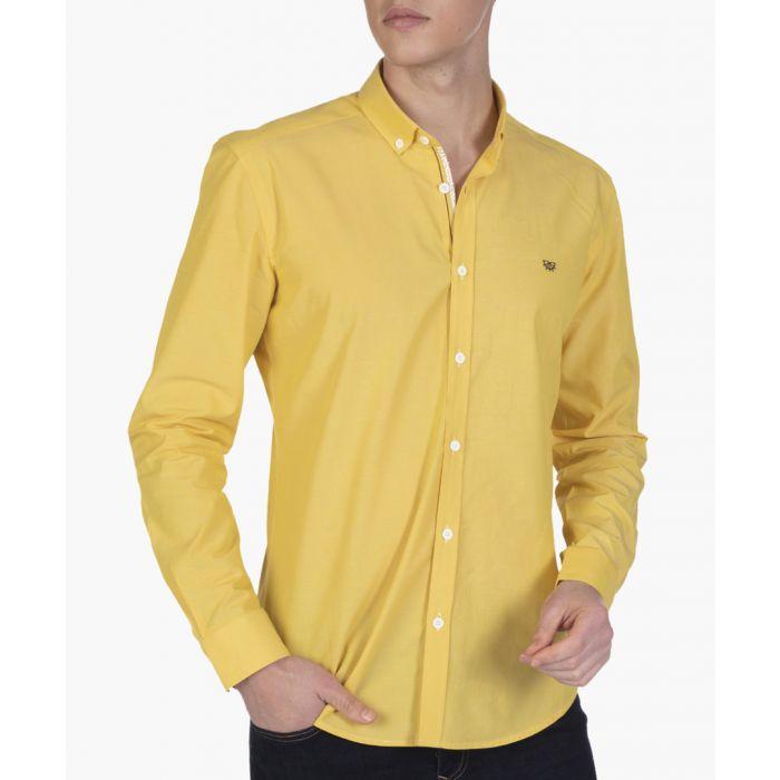 Image for Yellow polo shirt
