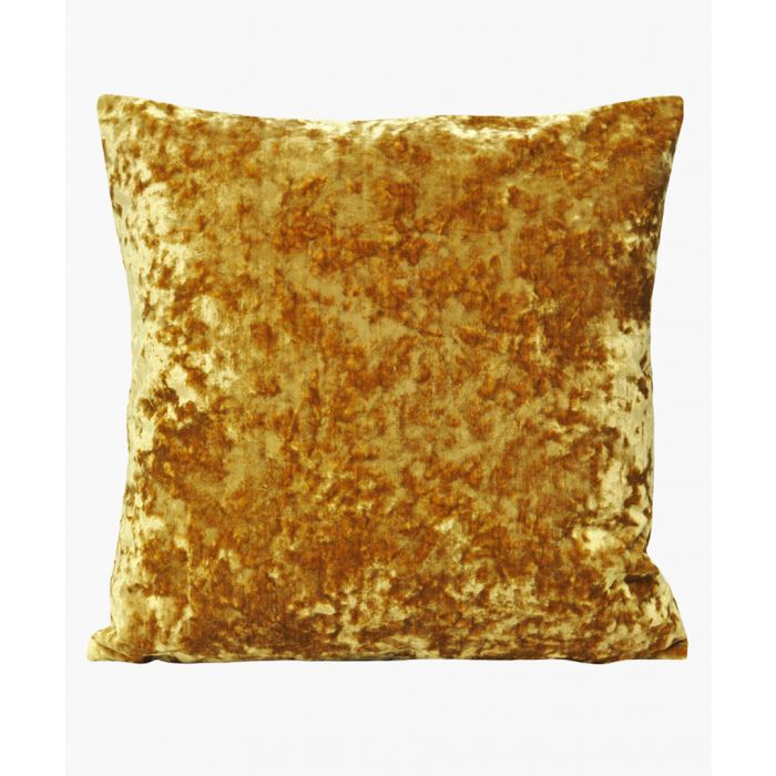 Image for Roma ochre cushion