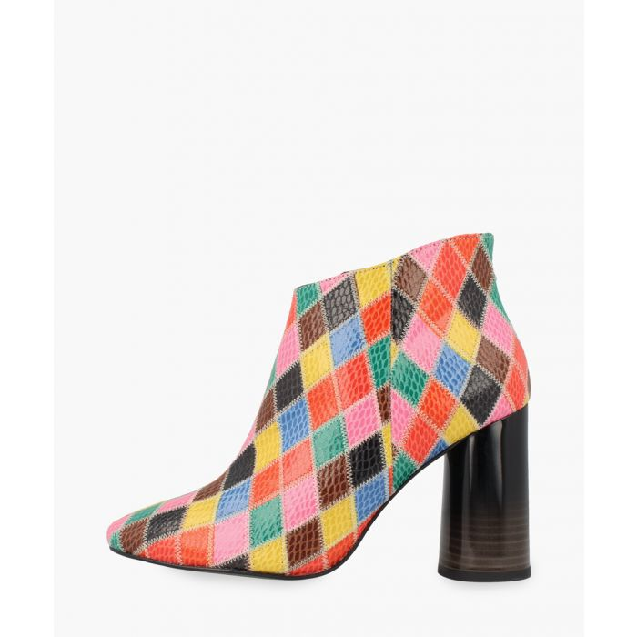 Image for Multi-coloured boots