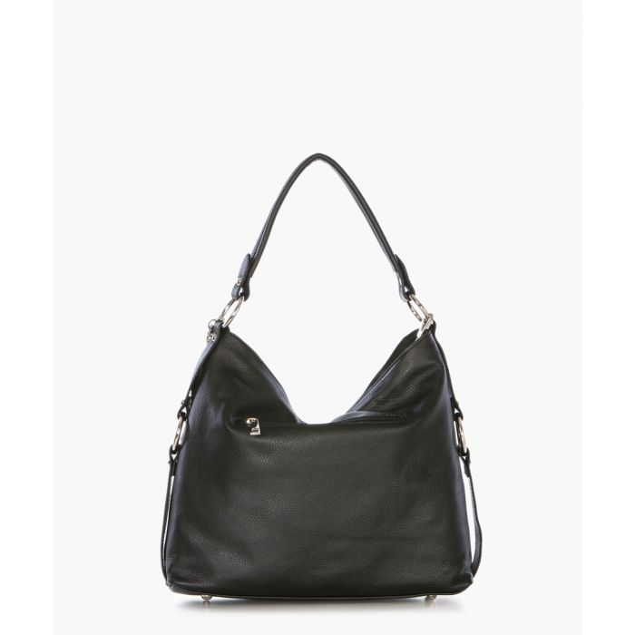 Image for Castello black shoulder bag