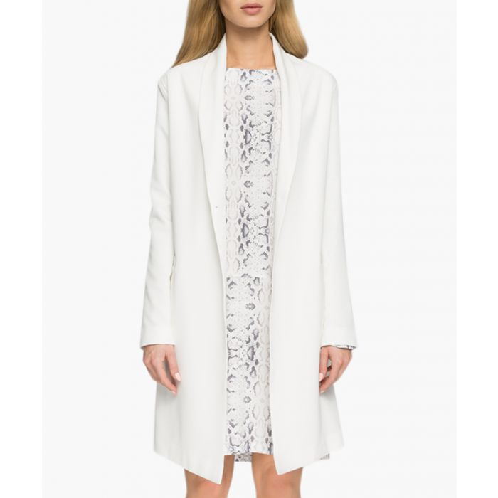 Image for White blazer
