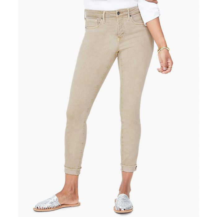 Image for Ami feather skinny ankle jeans