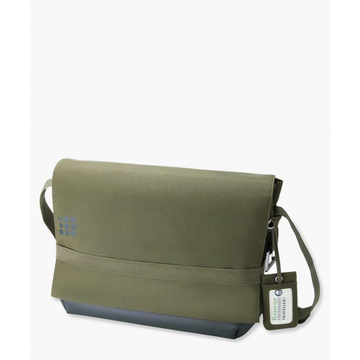 Image for Green Mycloud messenger bag