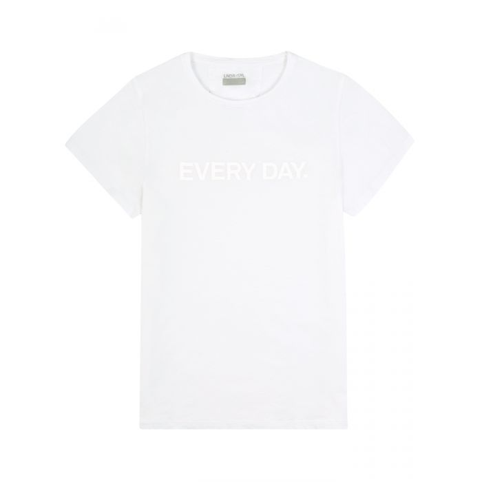 Image for White everyday T-shirt