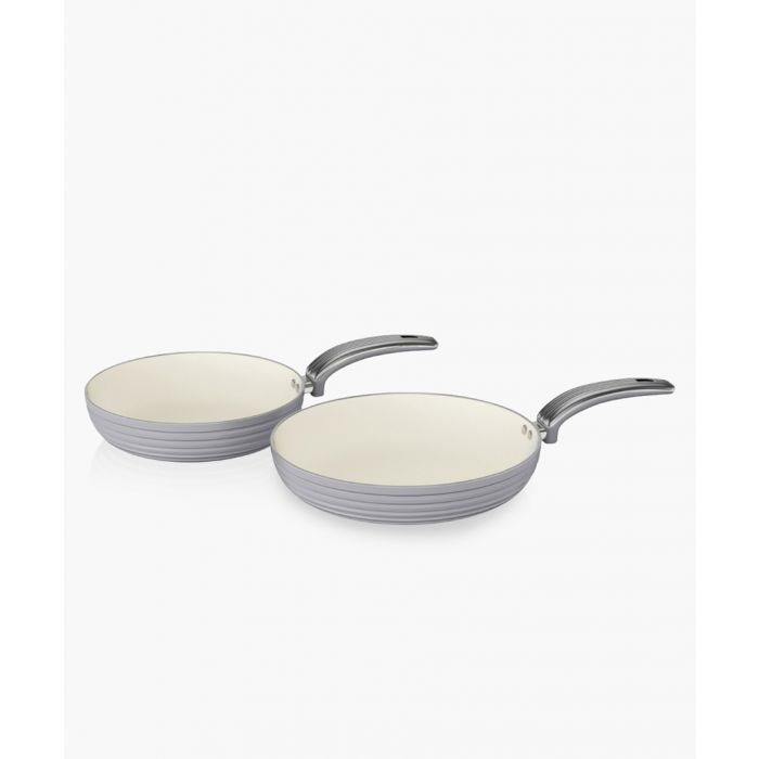 Image for 2pc Retro frying pan set