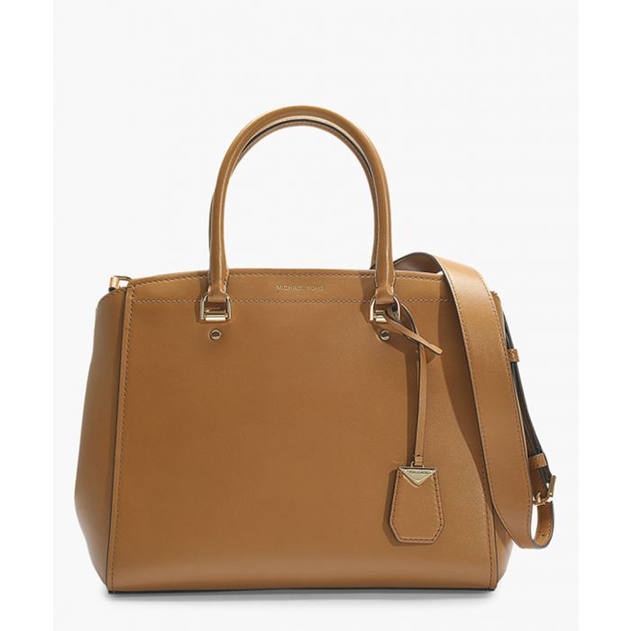 Image for Benning Large Brown Satchel