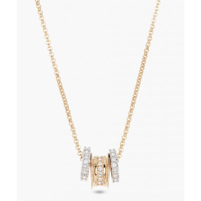 Image for Corah gold-plated necklace