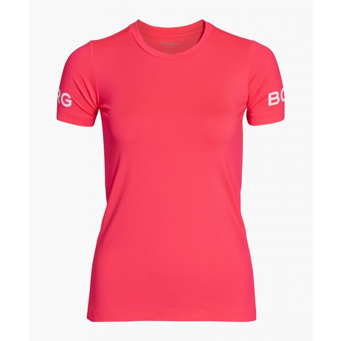 Image for Carla pink T-shirt