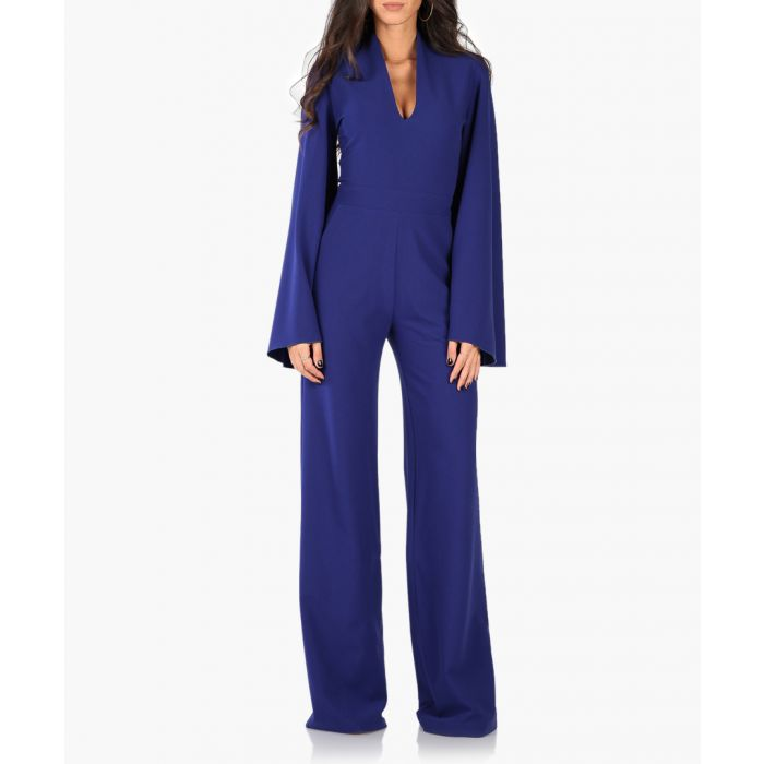 Image for Royal blue jumpsuit