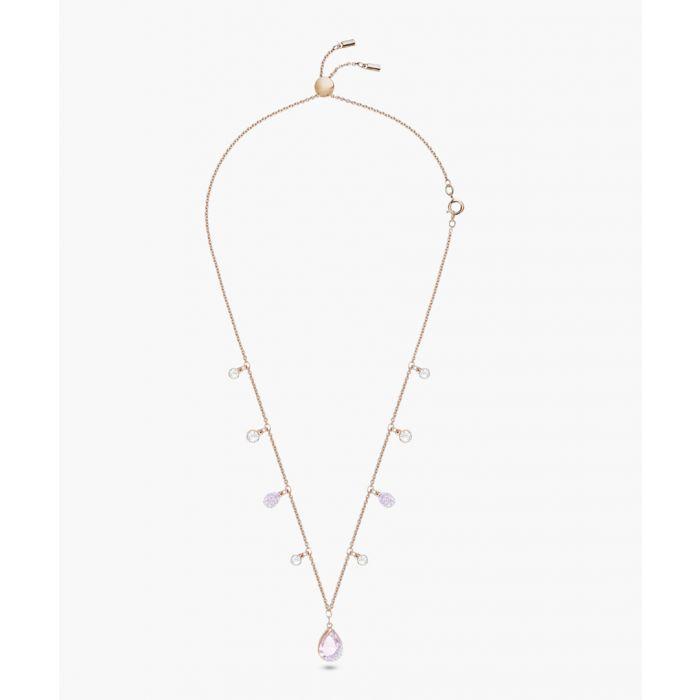 Image for Swarovski HEAP:HALSKETTE CHOKER-HALSKETTE LMUL/ROS Necklaces