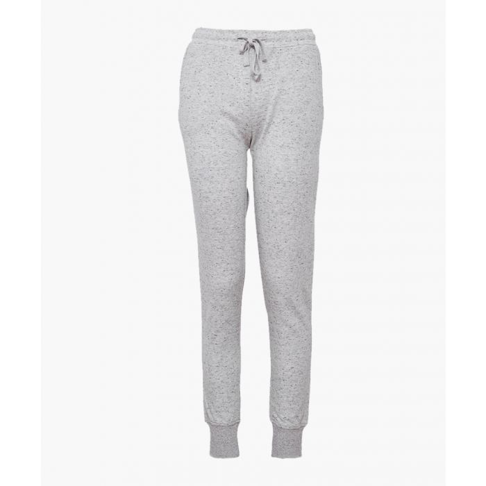Image for Bamboo viscose and organic cotton blend joggers