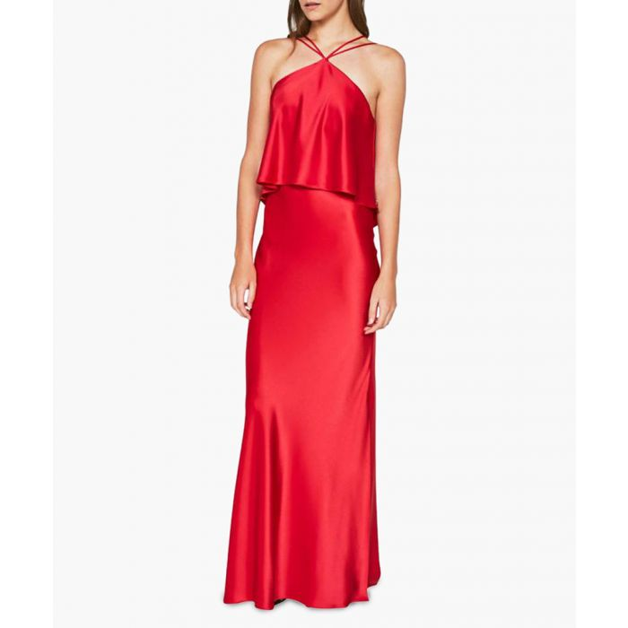 Image for Notting hill red dress