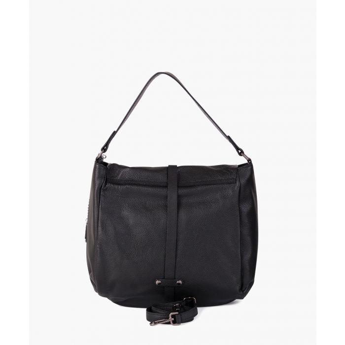 Image for Rosana black leather crossbody