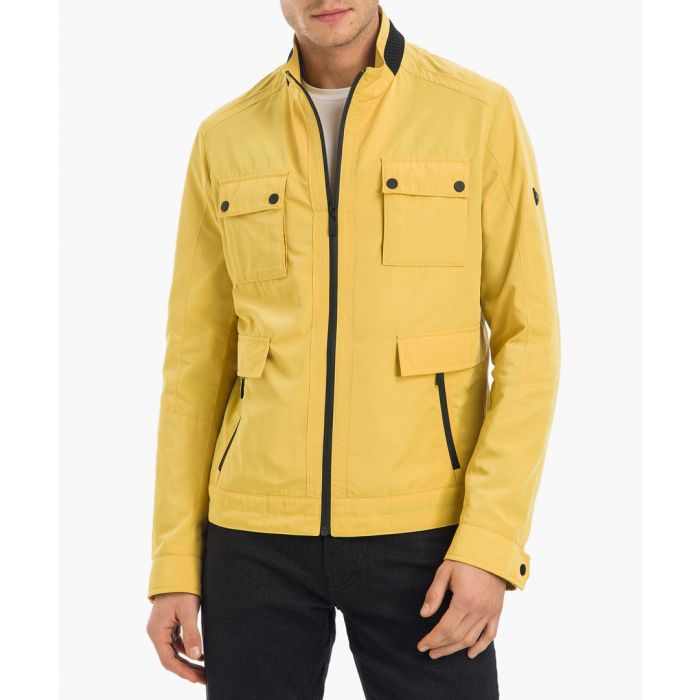 Image for Yellow coat