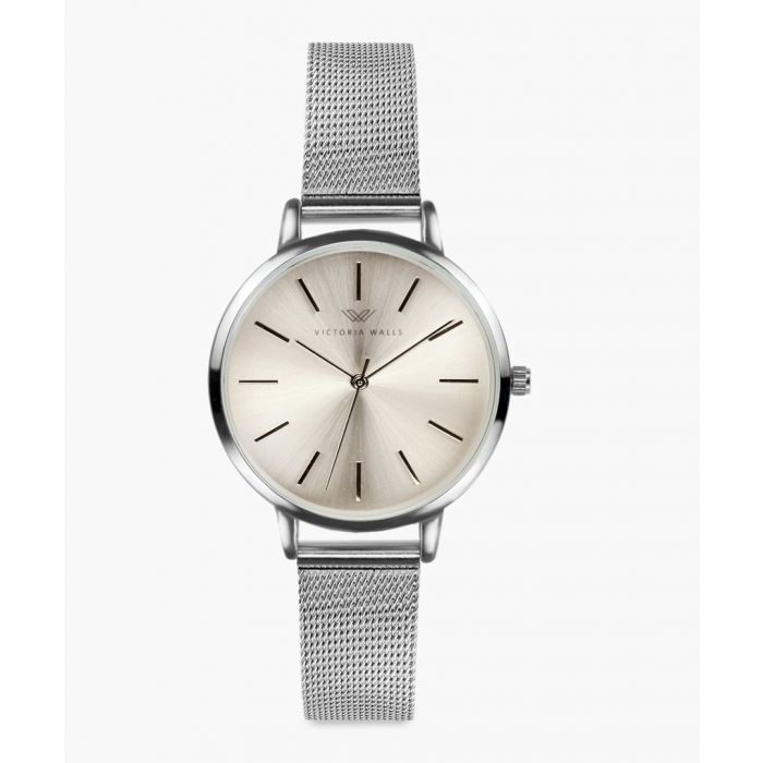 Image for Nicole stainless steel analogue watch