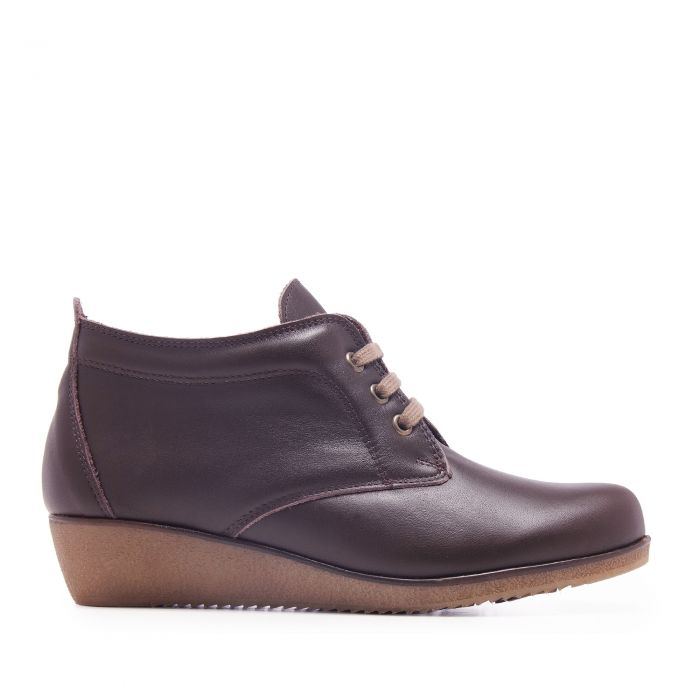 Image for Mens brown leather boots