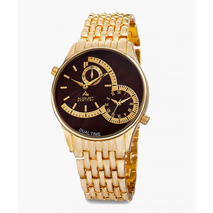 Image for Gold-tone watch