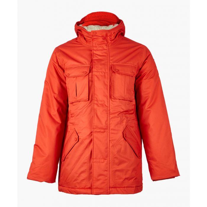Image for Orange jacket