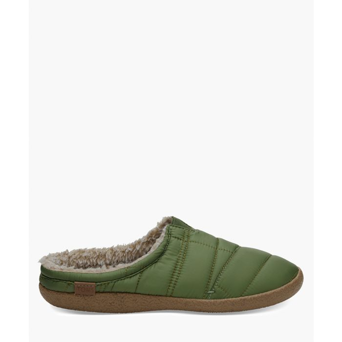 Image for Berkeley green slippers