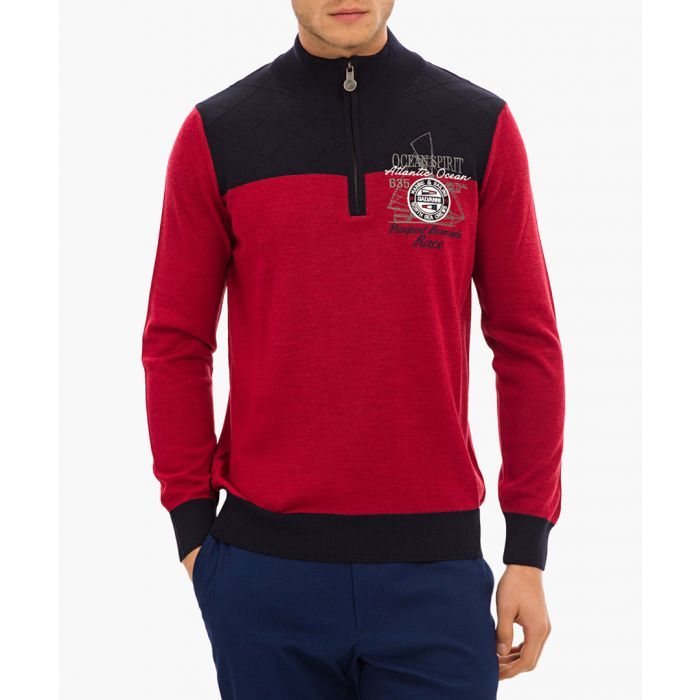 Image for Latrobe wool blend jumper