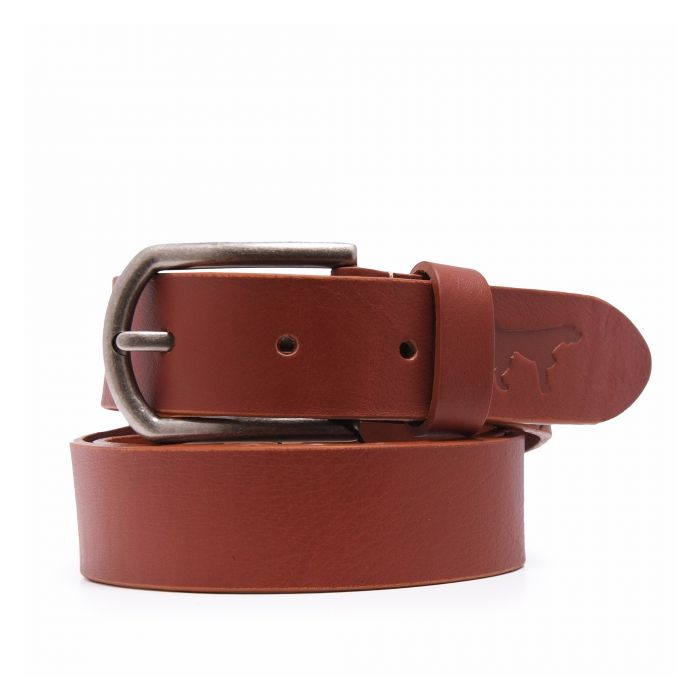 Image for Leather Belt for Men Castellanisimos