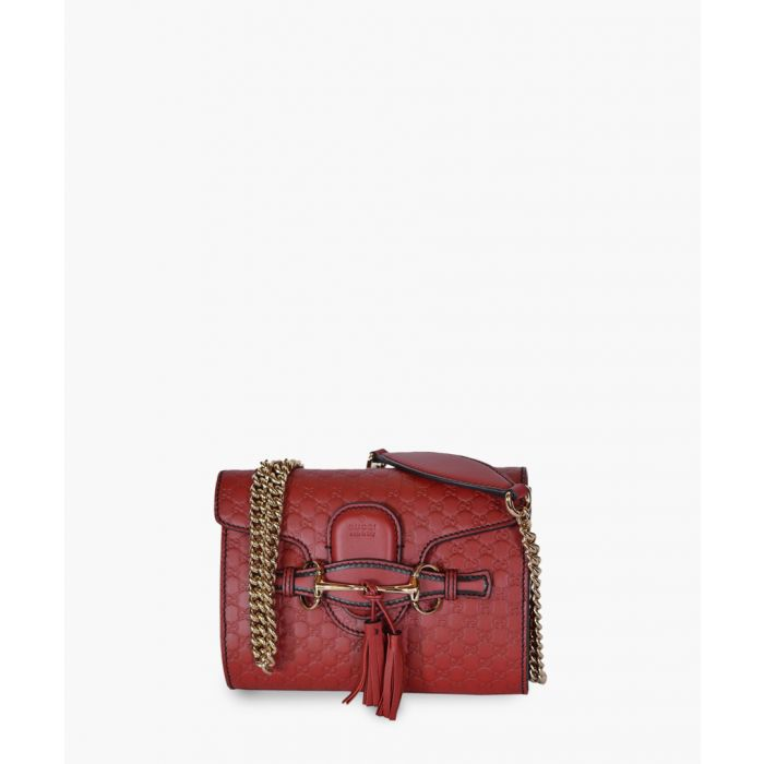 Image for Emily red Guccissima small crossbody