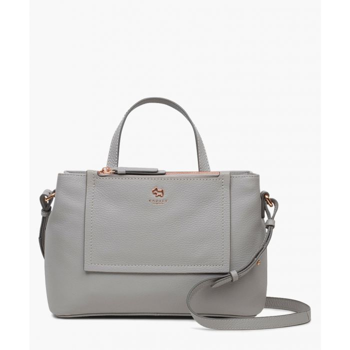 Image for Ash mid grey shopper