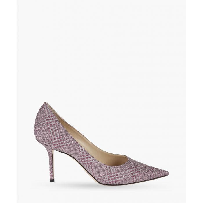 Image for Love 85 pink leather pumps