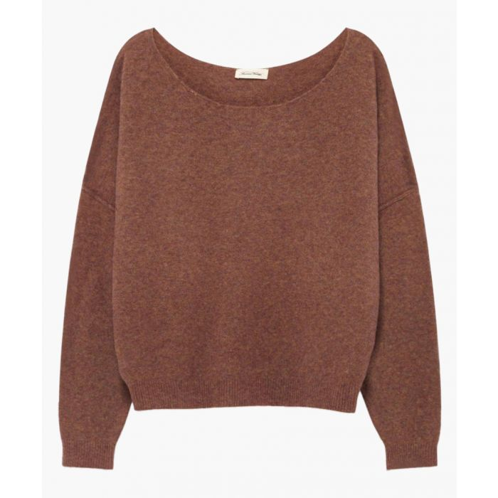 Image for Brown jumper