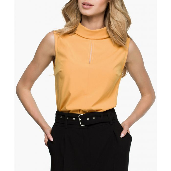 Image for Yellow blouse