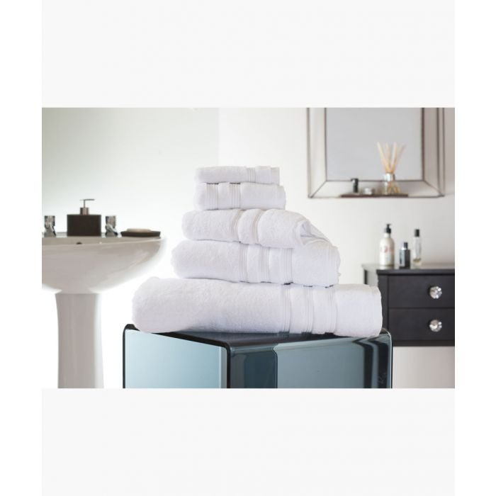 Image for Opulence Bath Towel White