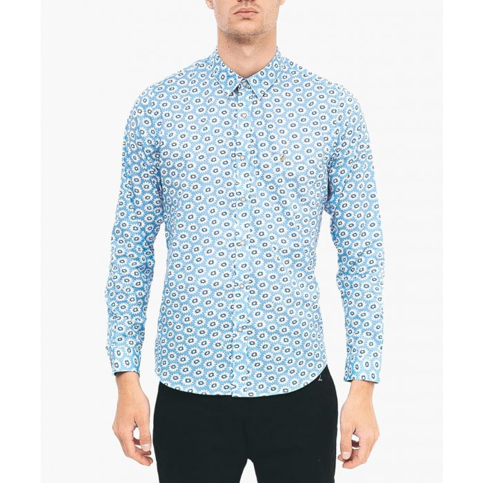 Image for Dawn pure cotton printed shirt