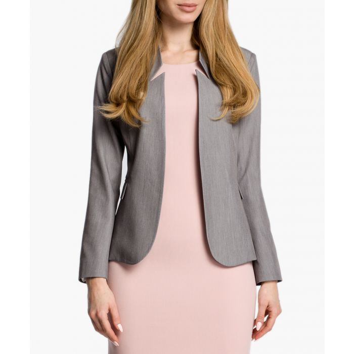 Image for Grey Woven Jacket