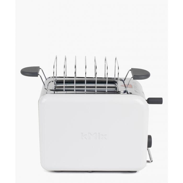 Image for White TTM020A KMIX Two-Slice Toaster, 900 W